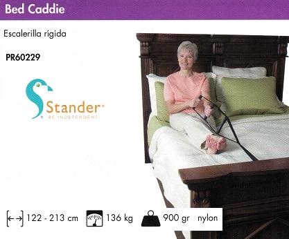 Escalerilla Rígida Bed Caddie