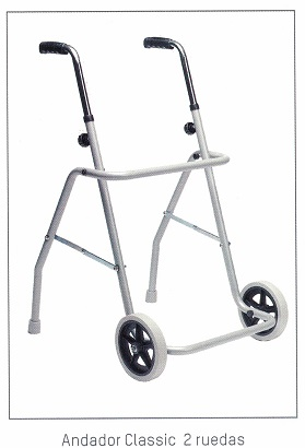 andador classic 2 ruedas