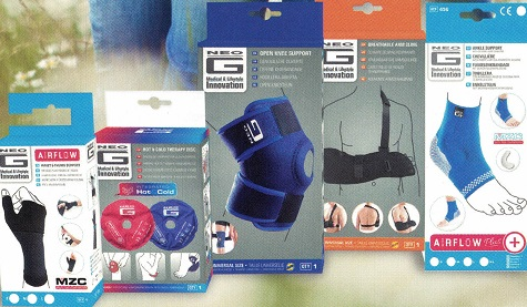 PAQUETE TERAPÉUTICO. Hot and cold packs Asister