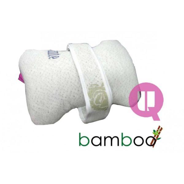Almohada Rodillas Bambú. Ideal para evitar la aparición de ulceras por presión.