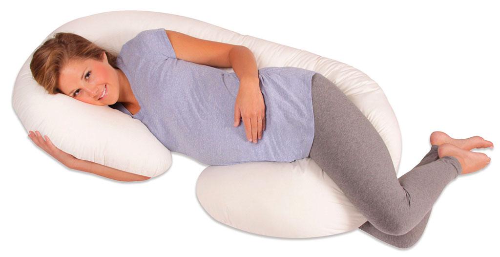 Almohadas y Cojines para embarazadas, Asister