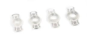 nillo Constrictor. 4 Tamaños diferentes de anillos. Utilizan para mantener las erecciones.