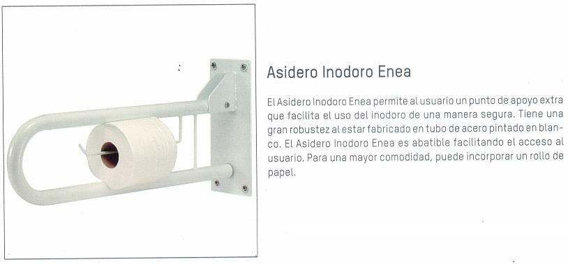 Asidero Inodoro
