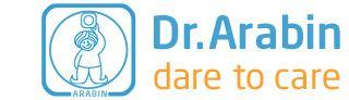 logotipo Dr. Arabin Dare to Care