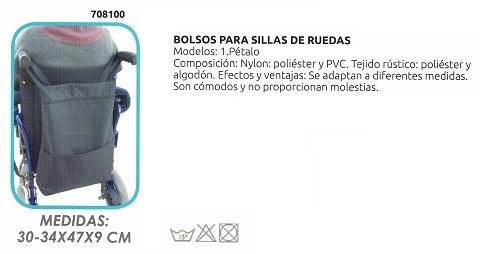Bolsa Silla de Ruedas