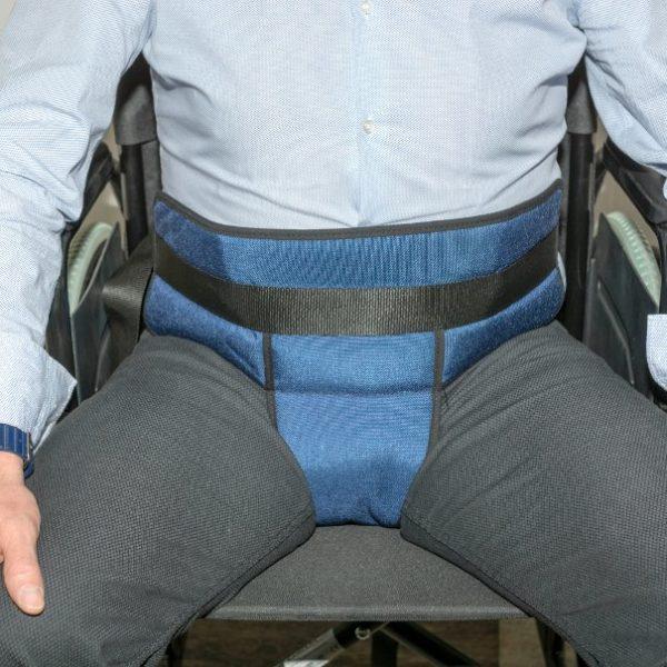 cinturones para sillas de ruedas