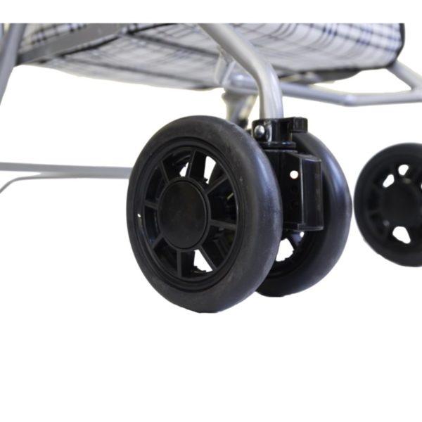 ruedas andador shopping