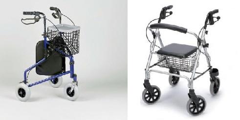Rollator Solución Para Movilidad Reducida