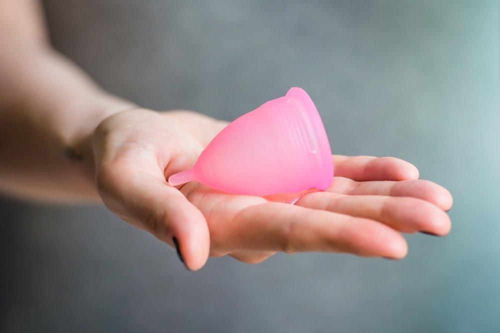 Mujer íntima, Copa menstrual