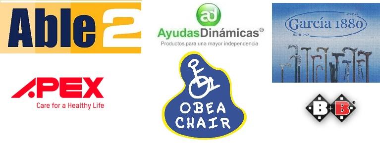 logotipos proveedores rollators