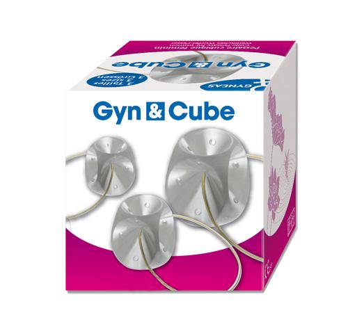 Diopositivo Para Preolapso GIN & CUBE. Tratamiento del prolapso de las paredes vaginales y el útero.