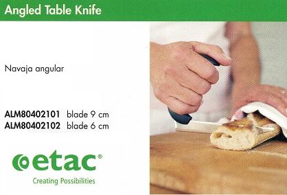 cuchillo angular
