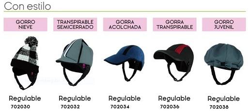 Protector Craneal GORRA Transpirable