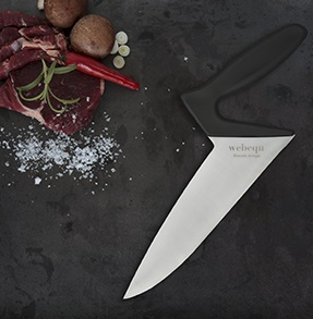 cuchillo para carne ergonómico