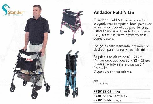Andador Fold N Go