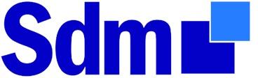 logotipo SDM
