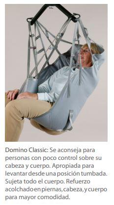 Arnés Ropox Domino Classic