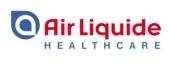 logotipo Air Liquide HEALTHCAR