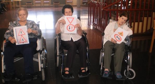 SEGURIDAD. Medidas de seguridad para personas mayores en residencias