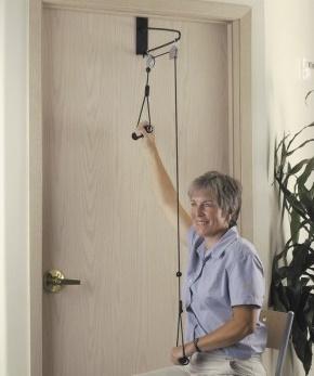 Hacer ejercicio en casa con ayudas técnicas