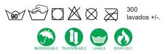 lavado calza reutilizable