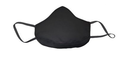 mascarilla negro