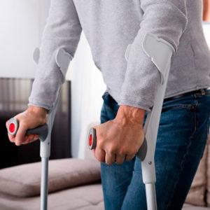 muletas y movilidad en asister