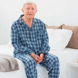 pijamas y textil en asister